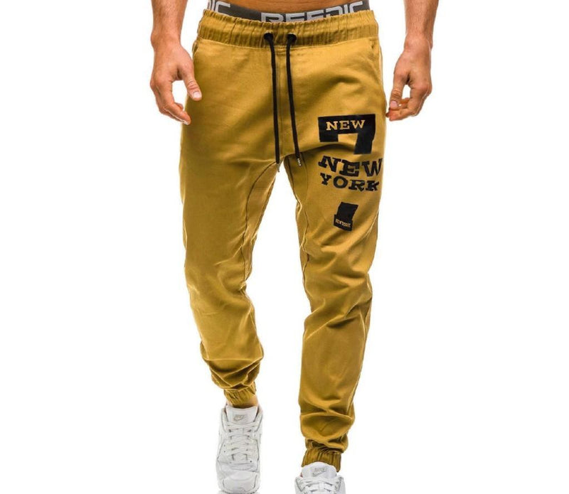 Men New York Pants