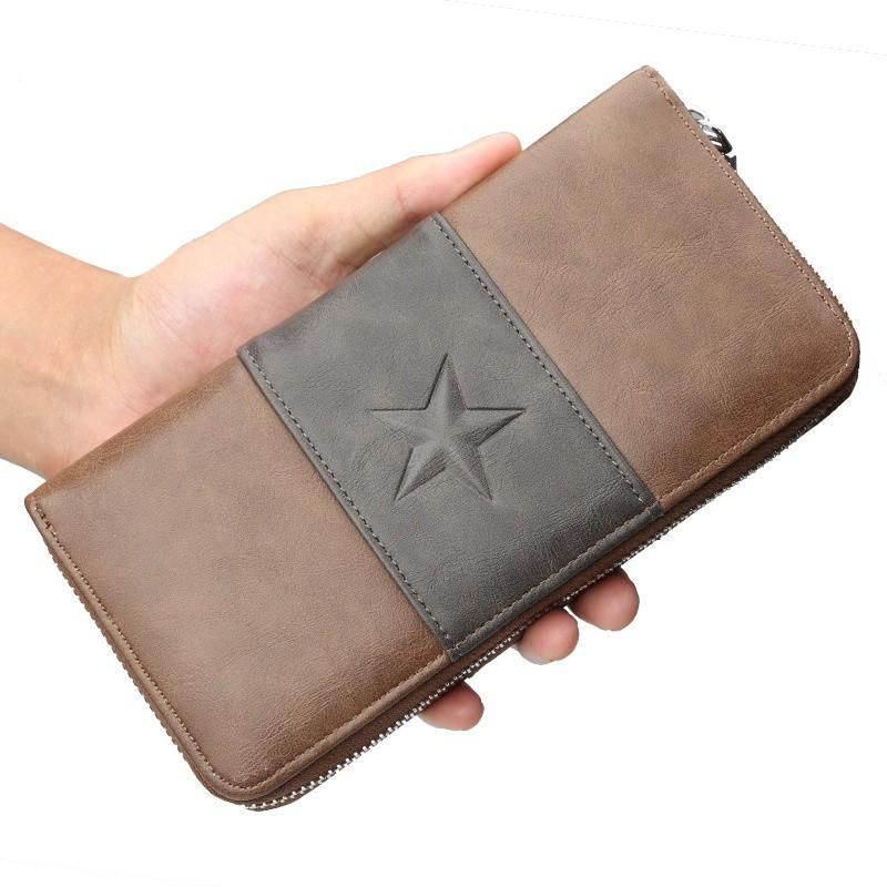 Men wallet Fashion Star