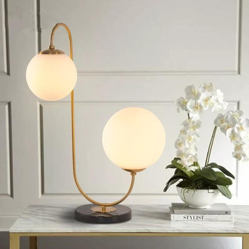 Modern Ball Table Lamp