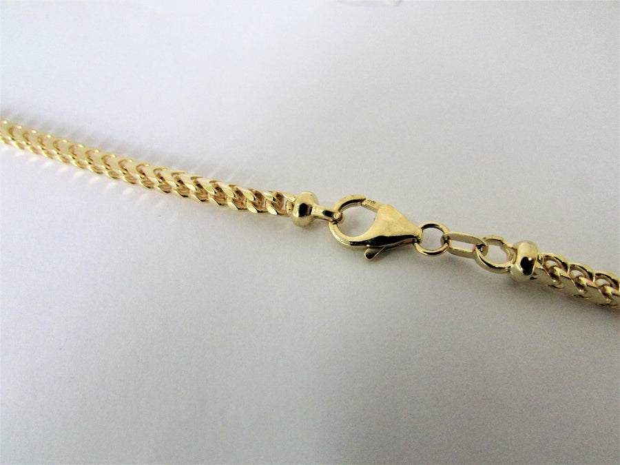 E7263 - 10 Karat Yellow Gold Chain