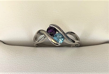 H1189 - Platinum Custom Ring