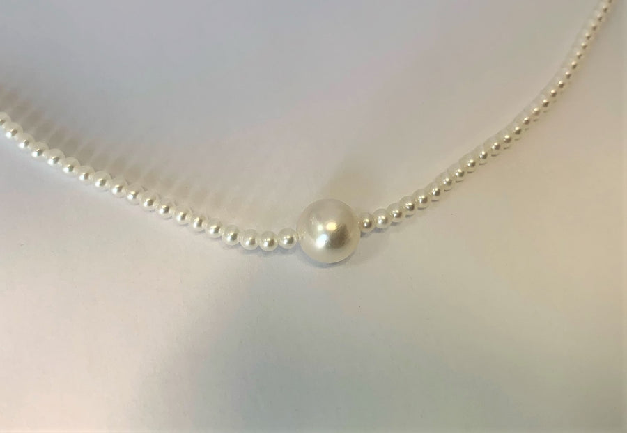 L1549 - Pearl Necklace