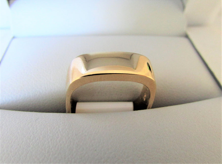 TF4617 - 14 Karat Yellow Gold Custom Band