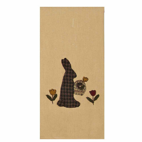 Spring Thyme Towel