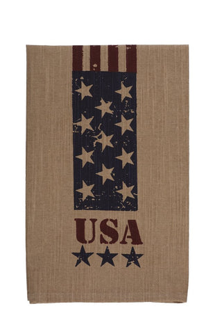 Americana Kitchen Towel
