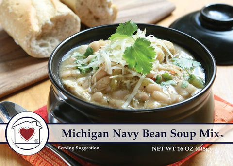 Michigan Navy Bean Soup Mix