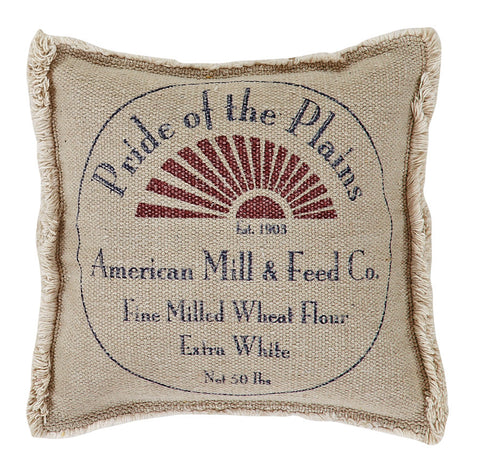 Millie Pillow Pride of Plains