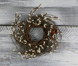 Pip Berry and Rusty Star Wreath