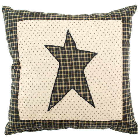 Kettle Grove Star Pillow Cover