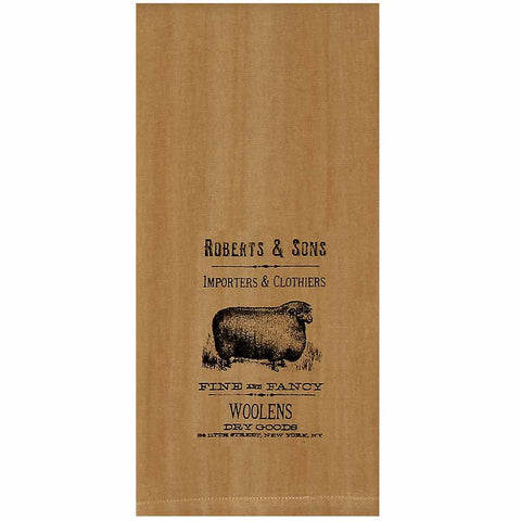 Roberts & Sons Tea Towel