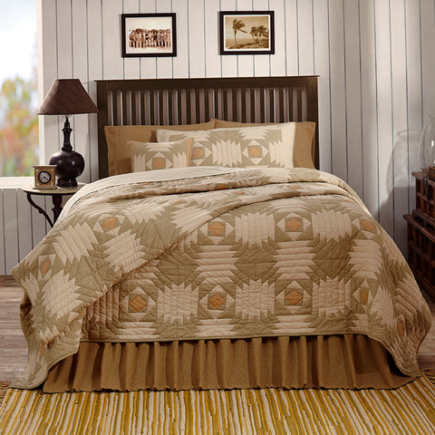 Trade Winds Quilted Bedding