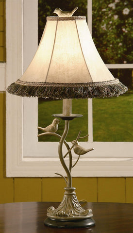 Sweeney Accent Lamp with Birds