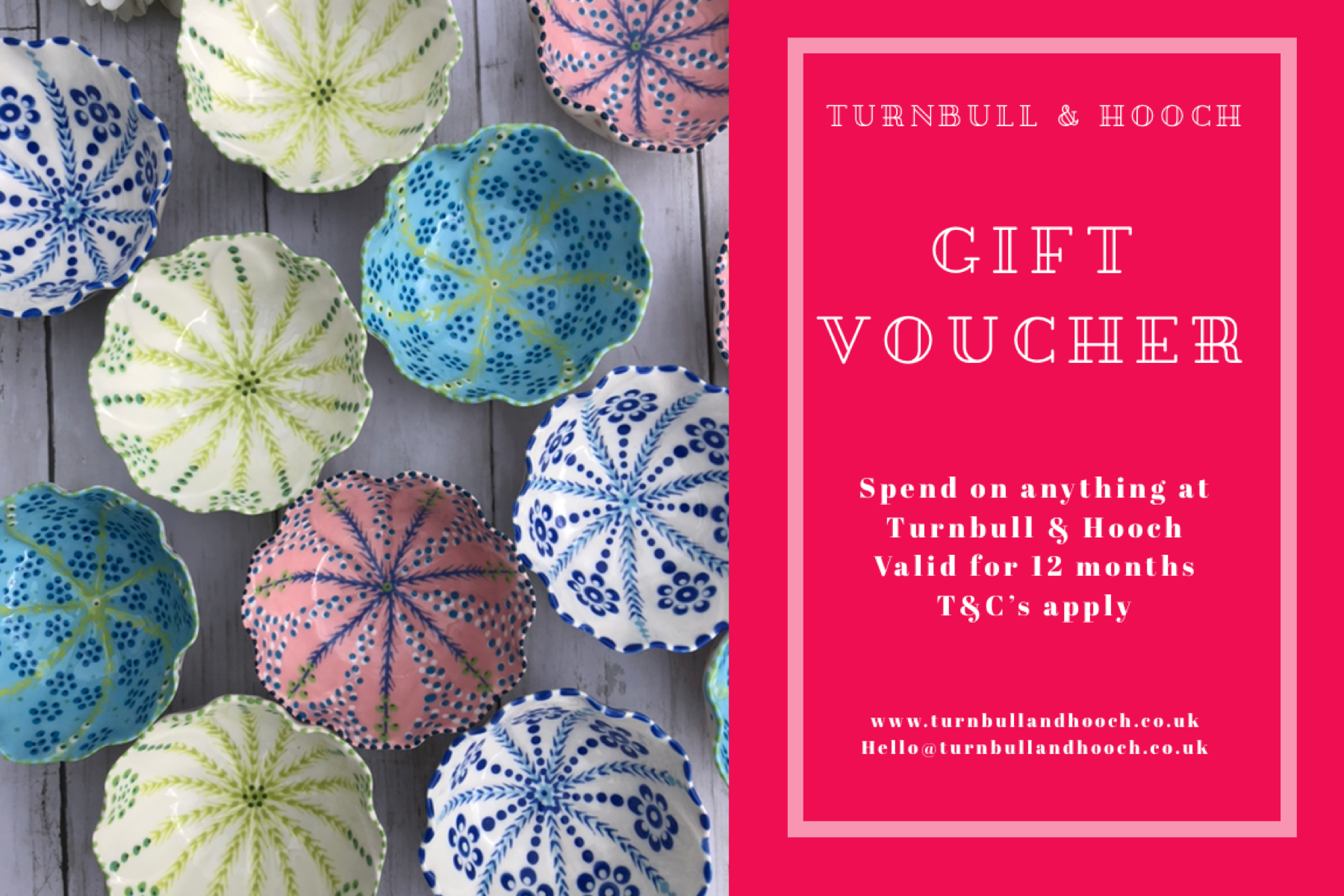 Turnbull & Hooch Gift Card