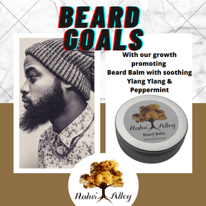 Natur'Alley Beard Balm - Ylang Ylang & Peppermint