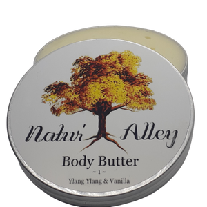 Body Butter Natur'Alley