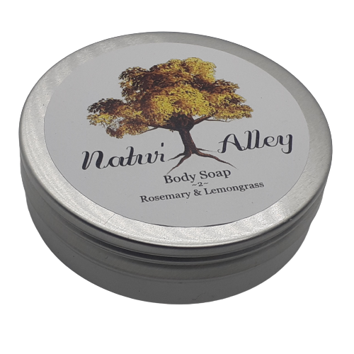 Natur'Alley Body Soap - Rosemary & Lemongrass