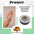 Load image into Gallery viewer, Natur'Alley Hand Balm - Cedarwood & Frankincense