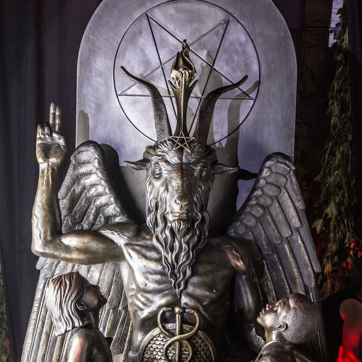 Baphomet Arkansas Update