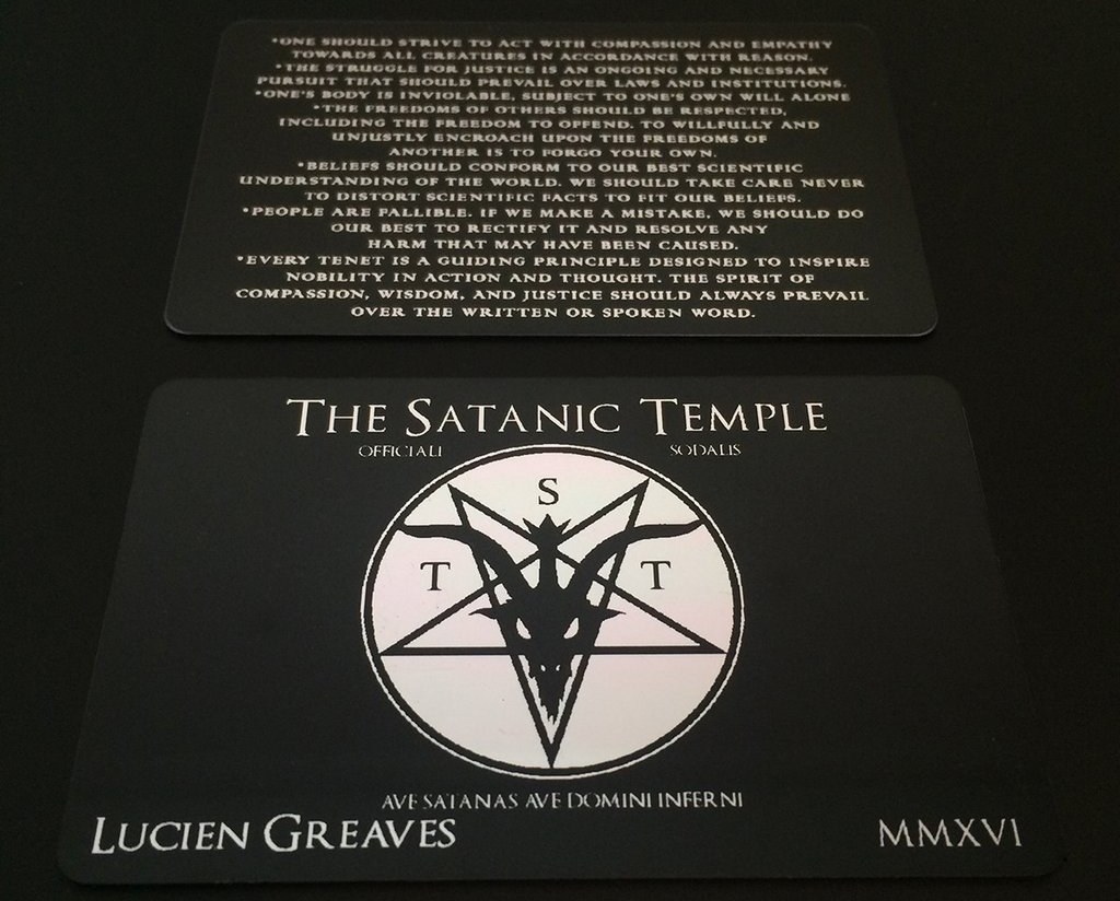 Official Membership Cards