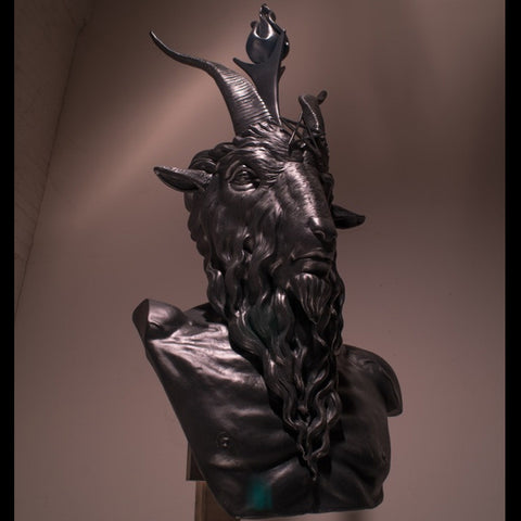 Bust of Baphomet (in Resin)
