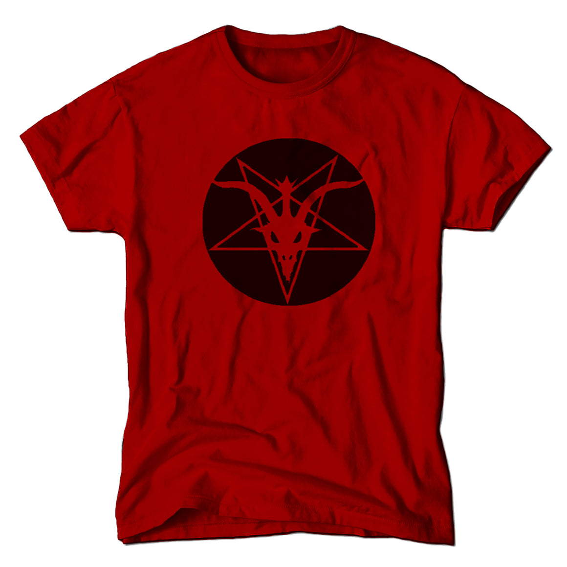 The Satanic Temple Red Logo Shirt