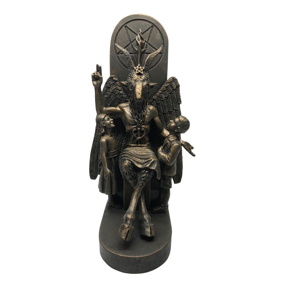 Baphomet Statue by Dellamorte & Co.