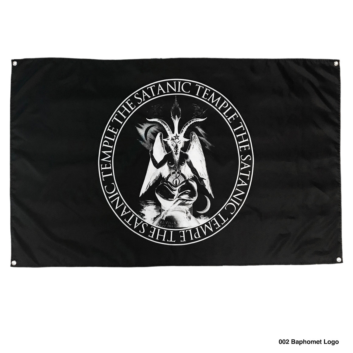 The Satanic Temple Flags