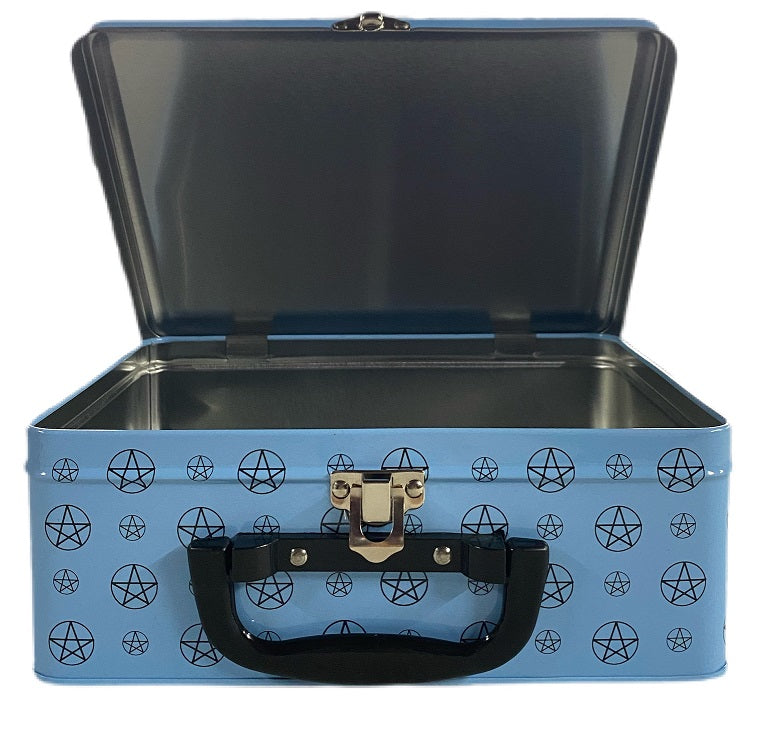 The Satanic Temple Tin Lunchbox
