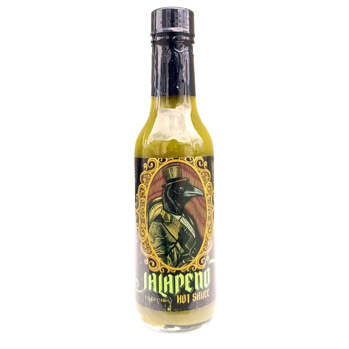 The Satanic Temple Official Hot Sauce 5oz. Bottles