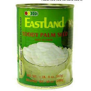 Toddy Palm Sliced Canned