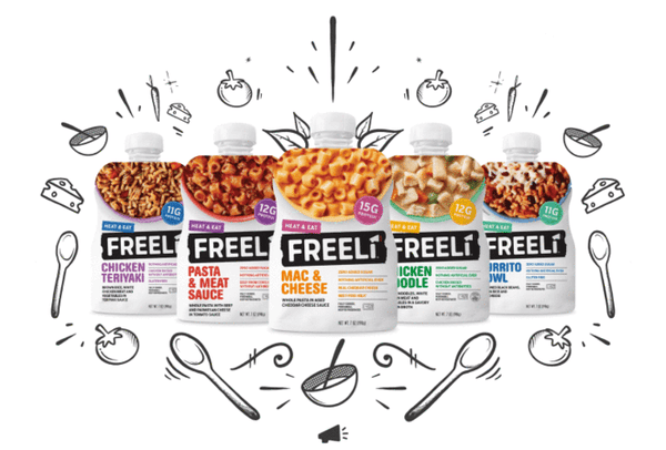Freeli Foods 20 Count Pack
