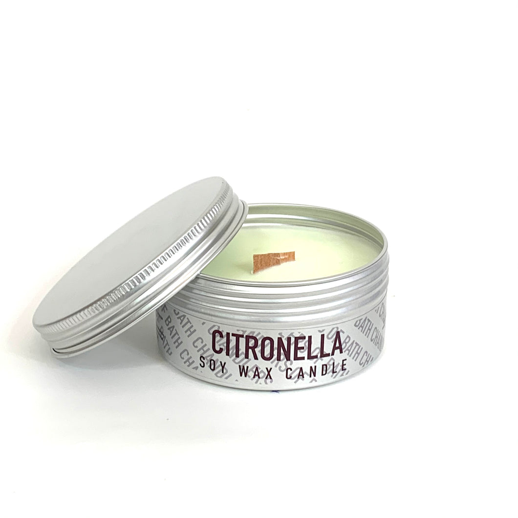 Citronella Soy Wax Candle