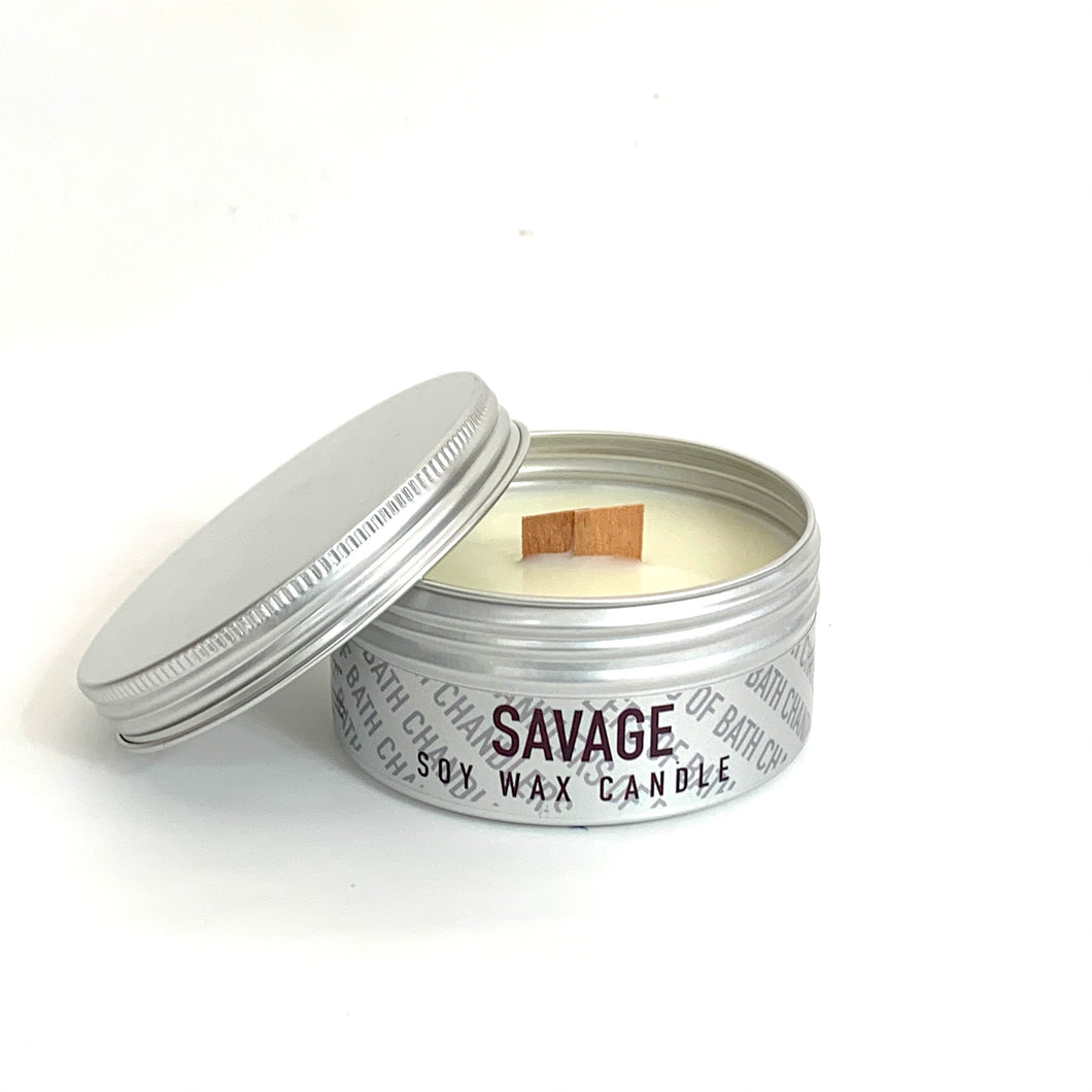 Savage Soy Wax Candle