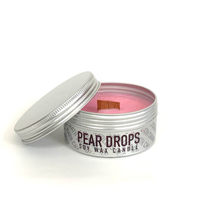 Pear Drops Soy Wax Candle