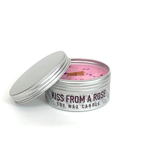 Kiss From A Rose Soy Wax Candle