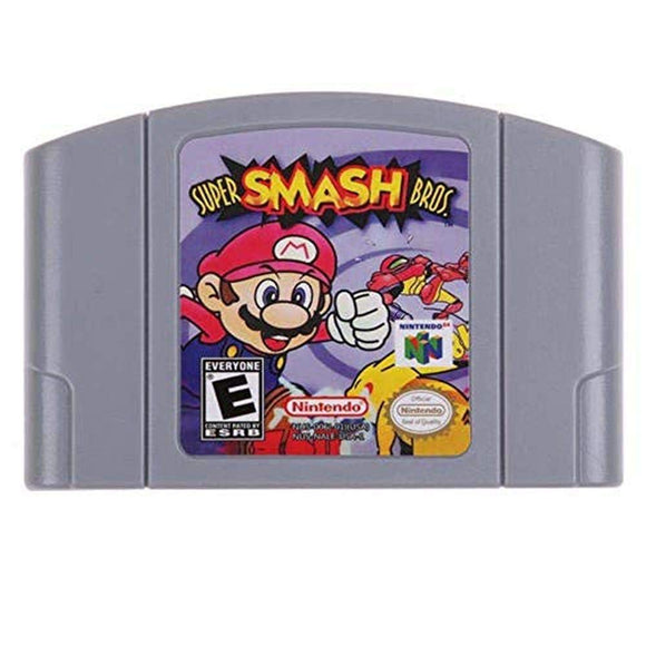 Exclusive Listing Games Super Smash (packaging may vary)