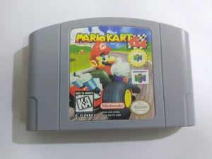 Exclusive Listing Games Mario Kart 64 (packaging may vary)