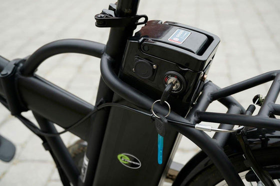 Fly E-Bike Lifestyle Battery Image