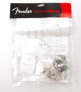 Genuine Fender Active Pre-amp 25dB Mid Boost upgrade Kit 005-7577-000