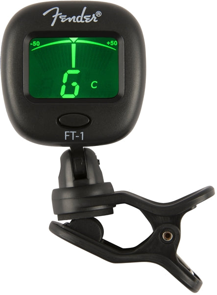 Genuine Fender FT-1 Pro Clip on Tuner - 023-9978-000