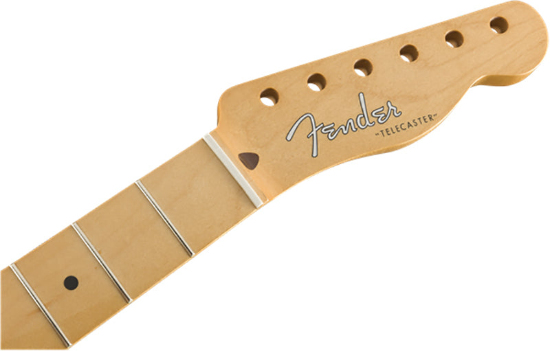 Genuine Fender 1951 Telecaster® Neck, Fat U Shape, Narrow Tall Frets, Maple