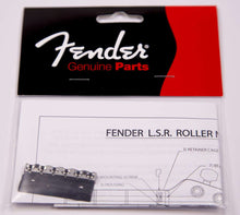 Load image into Gallery viewer, Genuine Fender® LSR Roller Nut (008-056) 099-0812-000