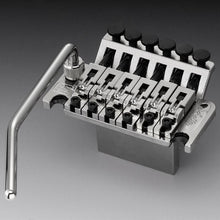 Load image into Gallery viewer, Genuine Schaller Germany Floyd Rose Tremolo Bridge, 42mm Block R2 Nut, Nickel
