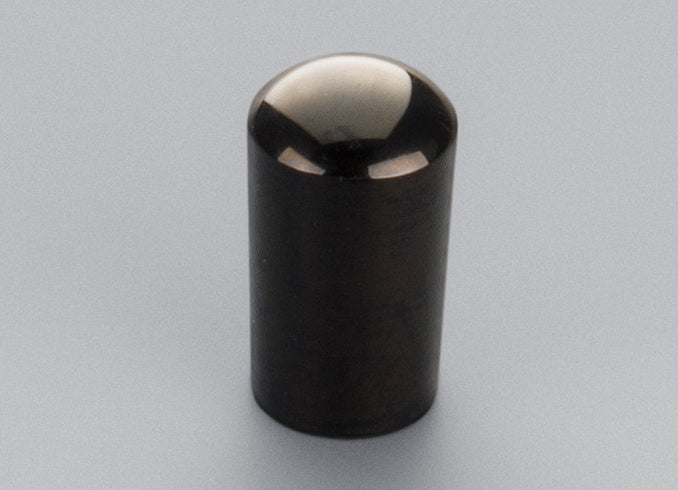 Genuine Schaller 3-way Switch Tip in Black Chrome, Fits most US Gibson Guitars