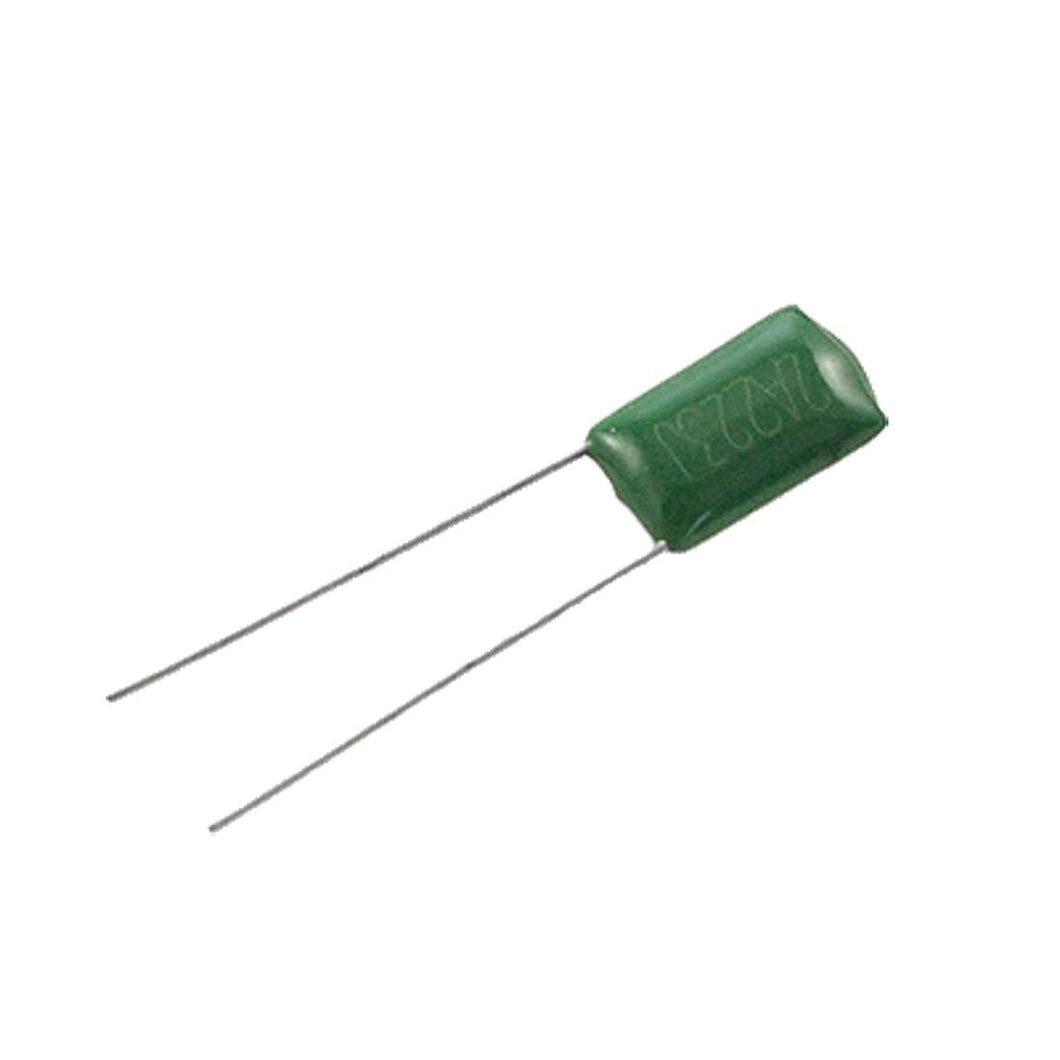 Guitar Poly Film Radial Lead Guitar Tone Capacitors, 0.1uF  for Bass, 3 pack