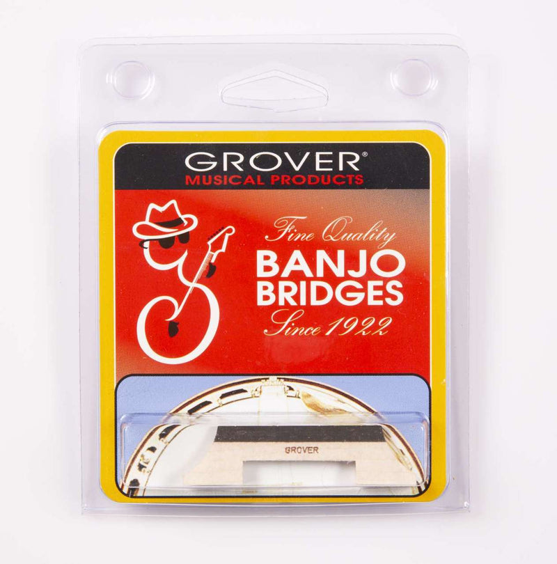 Genuine Grover Bridge for Tenor Banjo, Leader 5/8 inch