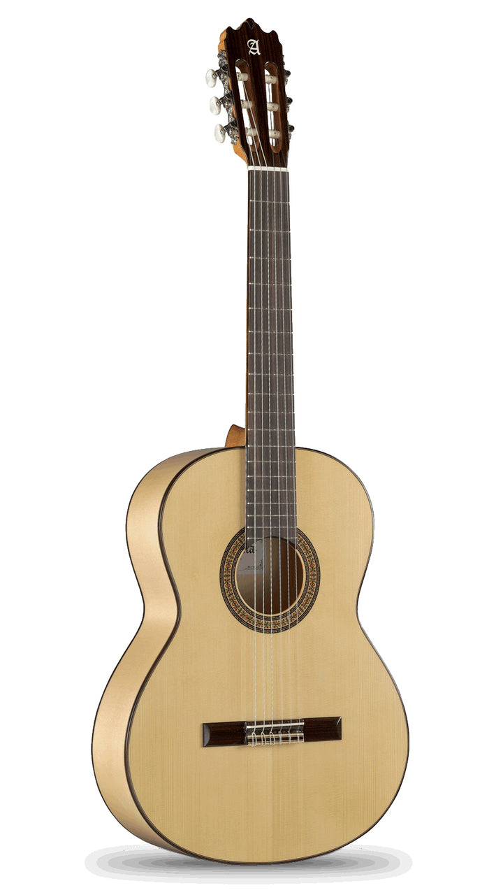 Alhambra Flamenco Guitar with Spruce top, Model 3F-US - New