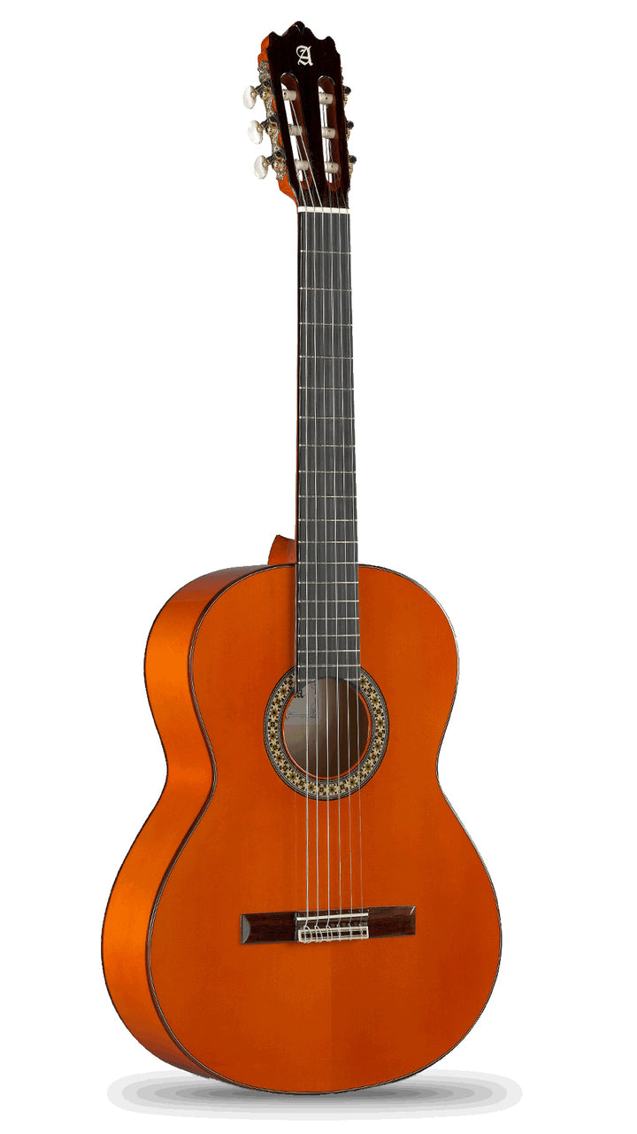 Alhambra Flamenco Guitar with Spruce top, Model 4F-US - New