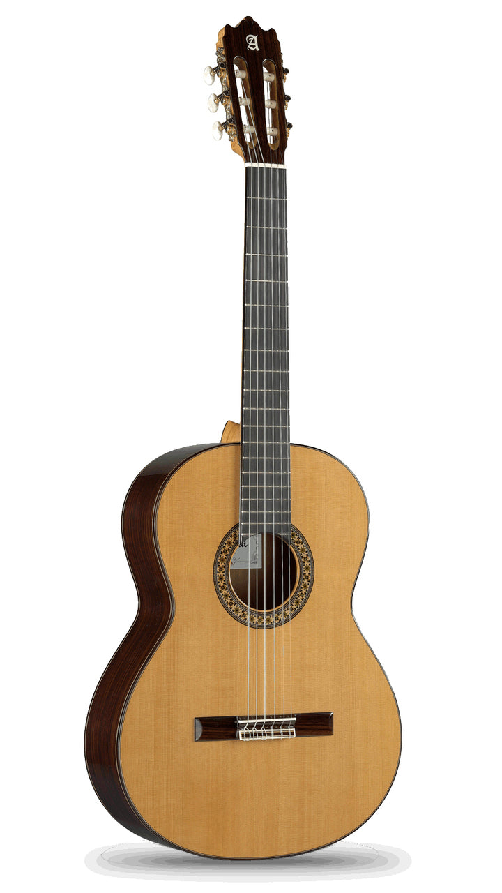 Alhambra Classical Guitar 4P with Red Cedar top, Model 4P-US - New