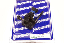 Load image into Gallery viewer, Hipshot Locking Guitar Xtender, Open gear, Black 6GL1B